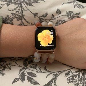 Authentic Omi Bead Apple Watch Bracelet